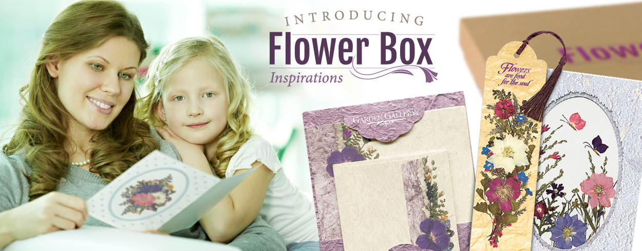 Introducing Flower Box Inspirations Flowers are food for the soul