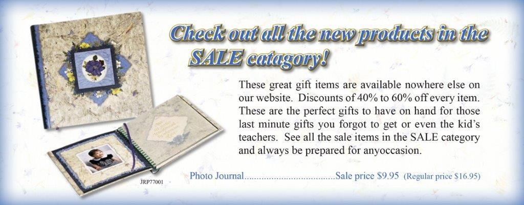 New products in SALE category!