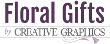 Creative Graphics Floral Gifts logo