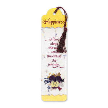 Happiness Bookmark Image