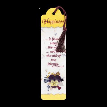 Happiness Bookmark Image