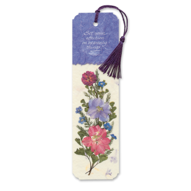 Affection on Heavenly Things Bookmark Photo