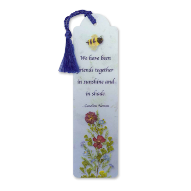 Bumble Bee Bookmark Image