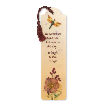Dragonfly Bookmark Image