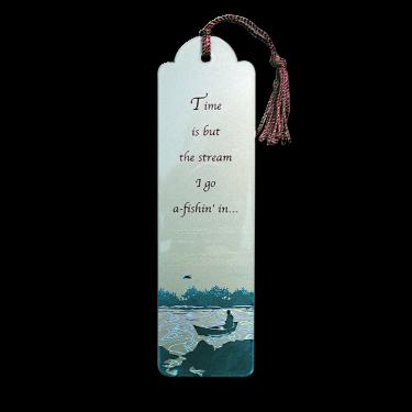 Fishing Bookmark Image
