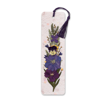Purple Hues Bookmark Photo