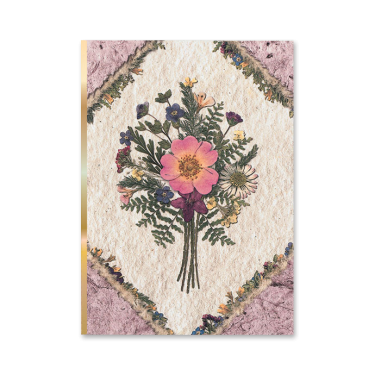 Wild Rose Bouquet Note Cards Image