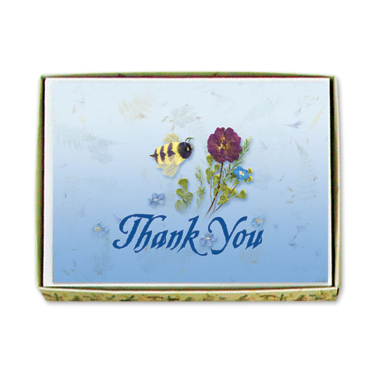 Bumble Bee Thank You Cards Image