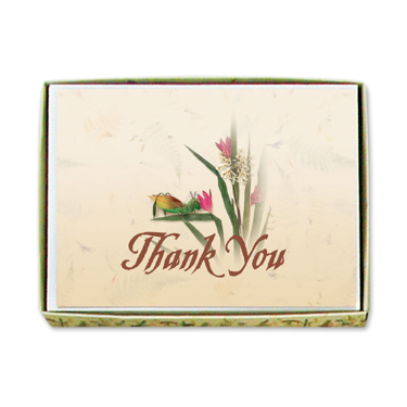 Cricket Thank You Cards Image