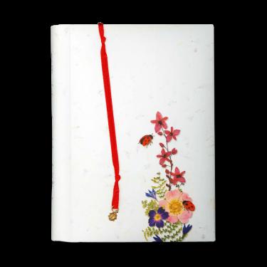 Ladybug Journal Image