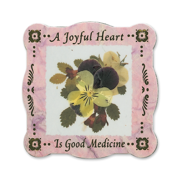 Joyful Heart Magnet Image