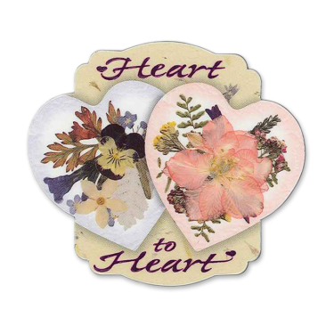 Heart to Heart Specialty Keepsake Magnet Photo