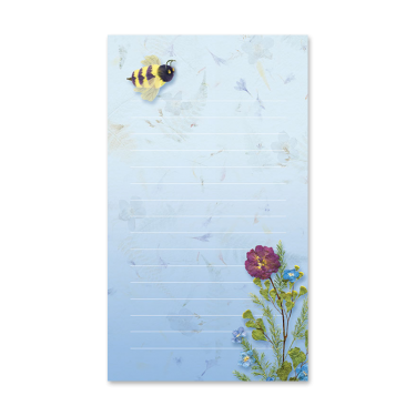 Bumble Bee Garden Dweller Mini Notepad Photos