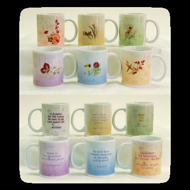 Garden Dweller Mug Set Image