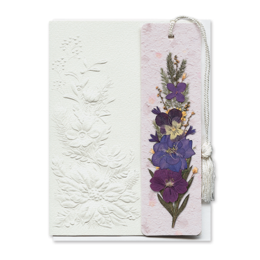 Floral Heaven Bookmark Gift Card Image