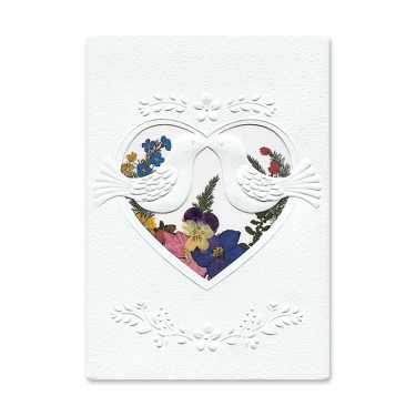 Lovebirds Card Image