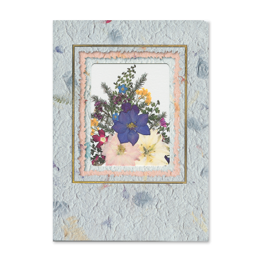 Fern & Larkspur Card Image