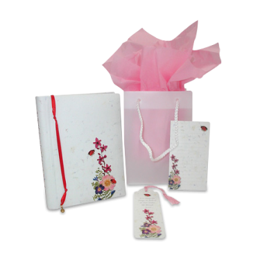 """Happiness"" Garden Dweller Gift Set Image"