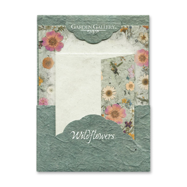 Meadow Blooms Wildflower Premium Stationery Image