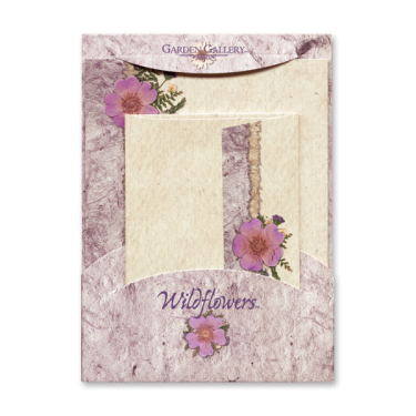 Sunrose Wildflower Premium Stationery Image