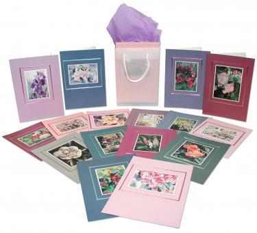 Fleur De Lys Note Cards