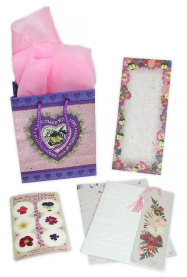 Heart Bag Gift Set