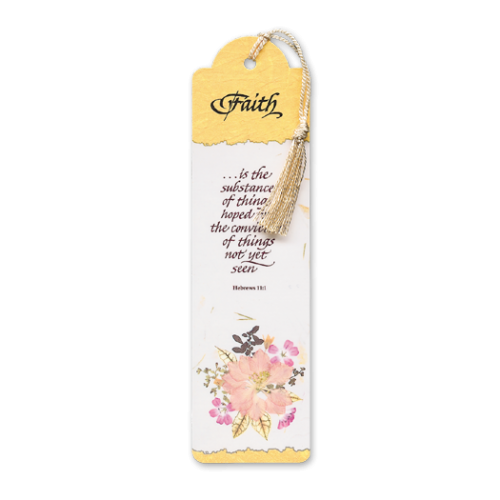 Faith Bookmark Image
