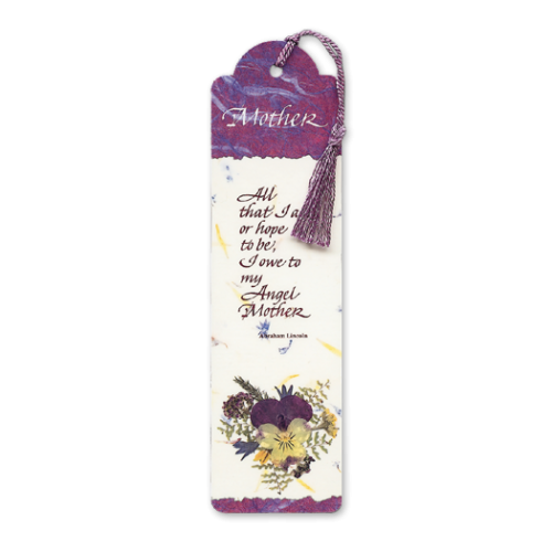 Mother Bookmark Image