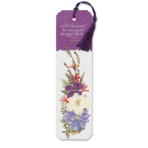 Saved by Grace Bookmark Photo