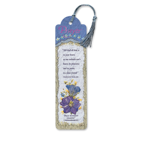 Tell God Your Heart Bookmark Image