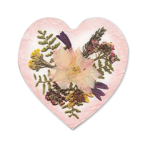 Mother's Day Heart Specialty Keepsake Magnet Image