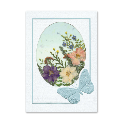 Butterfly Meadow Card Image
