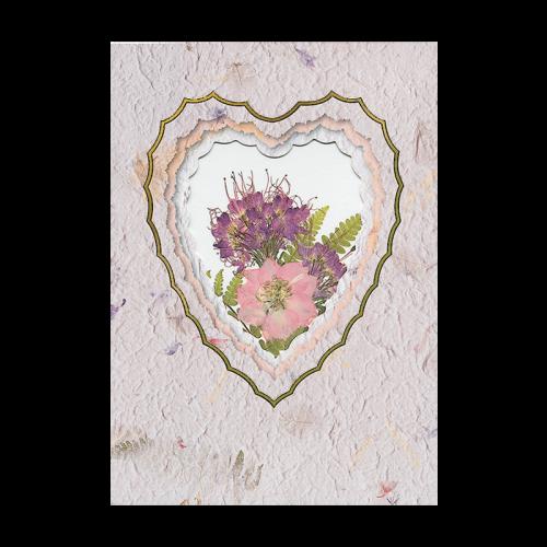 Sweet Bee Balm Card Image