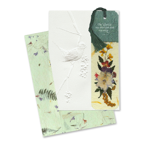 Easter Bookmark Card Image