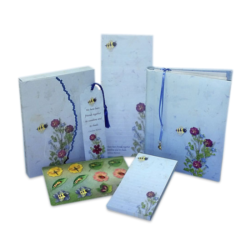 Deluxe Bumble Bee Stationery Gift Set