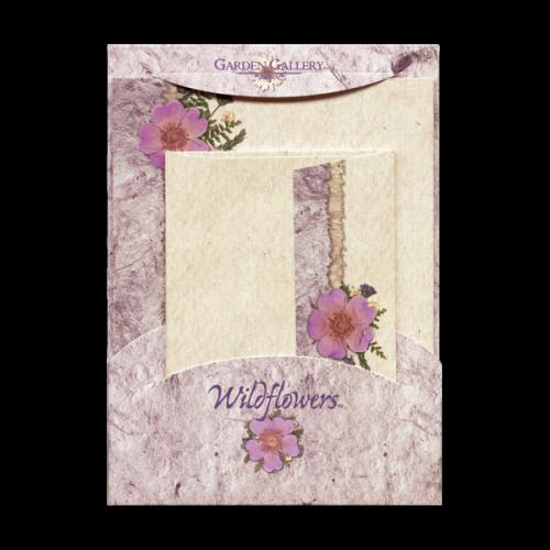 Sunrose Wildflower Premium Stationery Image