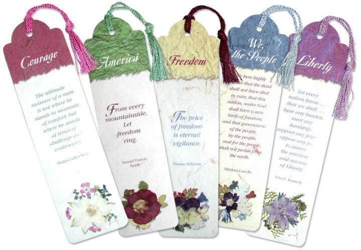 Faith and Freedom Bookmarks