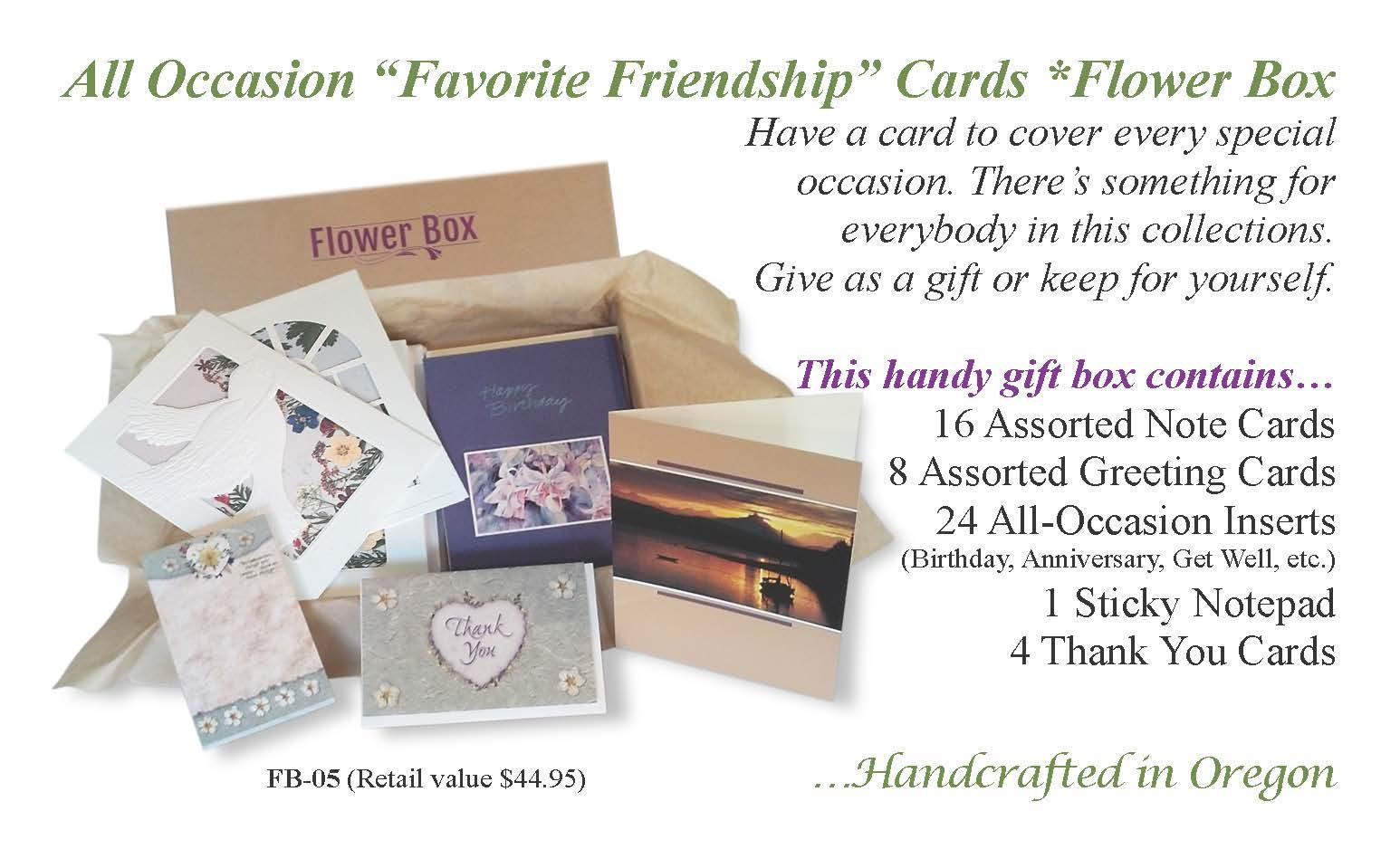 All Occasion Flower Box Creative Graphics Floral Gifts